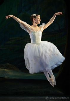 """Alina Cojocaru dances in La Sylphide, National Opera in Bucharest. Photograph by Alice Pennefather. Johan Kobborg, who is the fiancee of famous Romanian ballerina Cojocaru, said he is wiling to move to Romania in January 2014. Kobborg and Cojocaru worked together for the ballet La Sylphide"""", which premiered in Bucharest on December 7. Cojocaru danced alongside Steven McRae, first dancer of the London Ballet."""