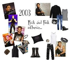 """Ricky Martin 2003"" by nuny-2 on Polyvore featuring A.P.C., Russell Athletic, Resteröds, Carhartt, Dsquared2, Yves Saint Laurent, Dr. Martens, Valentino, Givenchy y Alexander McQueen"