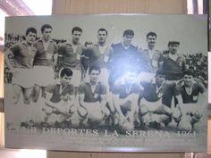Deportes La Serena: Plantel 1961
