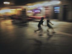 Kids running. Castello, Venice, Sep 2014