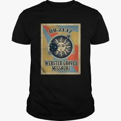 Vintage Webster Groves Missouri #Solar #Eclipse 2017 Shirt, Order HERE ==> https://www.sunfrog.com//135984444-979904066.html?54007, Please tag & share with your friends who would love it, #jeepsafari #birthdaygifts #superbowl