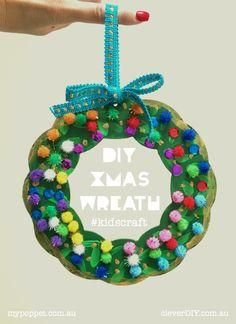 Kids craft - DIY Chr