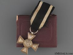 The Prussian Military Merit Cross (Is it sad that all I can think about; while seeing this, is Hetalia?)