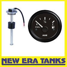 Sender unit 225mm long S3 - 240 - 30 Ohms - 52mm - fuel gauge
