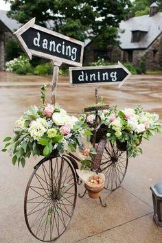 Encantadora bici