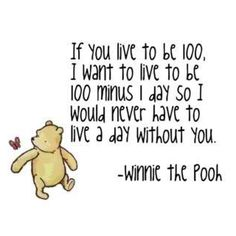 Winnie The Pooh Quotes About Life Mesmerizing 15 Inspiring And Beautiful Quotes About Life From Winnie The Pooh