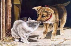 CoolFunClub: Realistic Animal Paintings