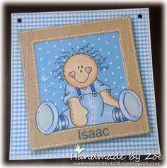 Door Hangers, Baby Boy, Sweet, Cards, Handmade, Inspiration, Design, Products, Hand Made