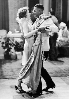Greta Garbo and John Gilbert in Love (Edmund Goulding, 1927)