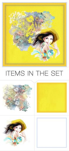 """A Creative Touch"" by for-the-art-of-fashion ❤ liked on Polyvore featuring art"