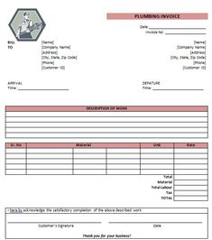 catering-invoice-template-2 | Catering Invoice Templates | Pinterest ...