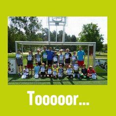 Fußballschule in Templin