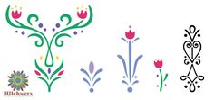 princess anna inspired crafts | Frozen Inspired Part One: Snow Princess Anna Dress, Free Templates + A ...