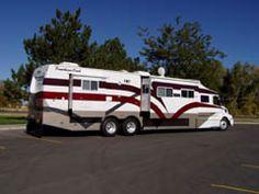 Luxury Motor Coach M2 Exterior