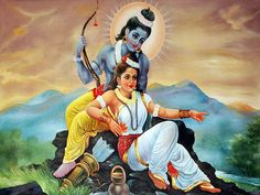 132 Best Ramayan Images Hindus Indian Gods Deities