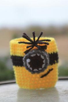 Minion Cup Sleeve