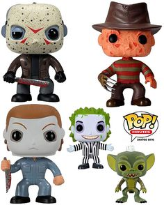 Funko Pop! Scary Movies