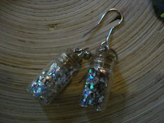 sparkes bottles miniatures earrings