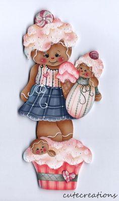 HP Pan de Jengibre Dulces Golosinas FRIDGE MAGNET | Artesanías, Piezas de artesanía y acabadas, Artículos pintados a mano | eBay!