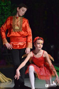 Strawinsky's Feuervogel im Rahmen der Winnender Konzerttage. #feuervogel #dance #tanz #konzerttagewinnenden #minkov