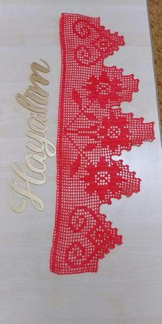 This post was discovered by Se Crochet Edging Patterns, Crochet Lace Edging, Crochet Borders, Crochet Diagram, Crochet Chart, Crochet Designs, Crochet Doilies, Crochet Stitches, Crochet Bedspread