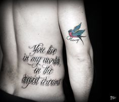 tatuaggeria#tattoo #tattoos #tat #ink #inked #tatuaggeria #written #tattooed #tattoist #coverup #art #design #world #dreams #chicanostyle #lettering #letterintattoo #photooftheday #tatted #instatattoo #bodyart #tatts #live #amazingink #tattedup #inkedup