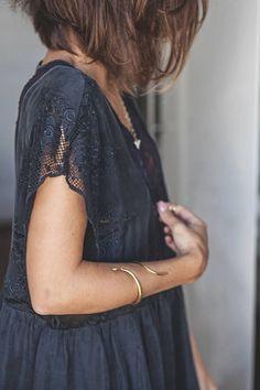 La robe noire