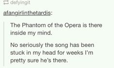 Dude, the Phantom has been there inside my mind for well over 15 years. He ain't going anywhere soon.