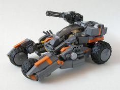 40 Impressive Robots Built with Lego Bricks