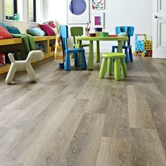 Buy Lime Washed Oak Karndean Knight Tile Wood Vinyl Flooring from our Hard Flooring range at John Lewis & Partners. Free Delivery on orders over Luxury Vinyl Flooring, Vinyl Plank Flooring, Wooden Flooring, Kitchen Flooring, Oak Flooring, Hardwood Floors, Karndean Knight Tile, Mannington Flooring, Wood Vinyl
