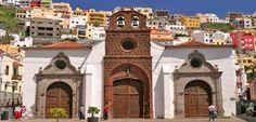 Centro histórico de San Sebastián de La Gomera - http://www.absolutcanarias.com/centro-historico-de-san-sebastian-de-la-gomera/