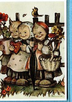 Hummel postcard | eBay