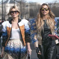 Day 7 Street Style at Paris Fashion Week