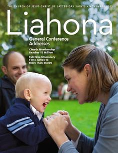 LIAHONA (English) November 2013 issue in PDF Version for Free Download.