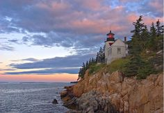 bass harbor lighthouse pictures   1000+ images about Places To Go on Pinterest   New bern, Maine and ...