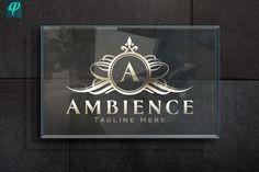 Ambience - Luxury Logo Design by PenPal on @creativemarket