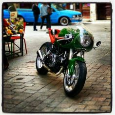 Ducati #caferacer #motorcycles #motos | caferacerpasion.com