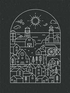 30 Vector Line Art Illustrations with Detailed Patterns & Geometric Shapes Gfx Design, Line Art Design, Graphic Design Art, Graphic Design Illustration, Graphic Design Inspiration, Typography Design, Abstract Illustration, Art Illustrations, Whale Illustration