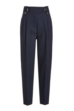 phillip lim Belted Pants with Cotton Gr. US 6 Grunge Outfits, Casual Outfits, Fashion Pants, Fashion Outfits, Pantalon Large, Looks Plus Size, Pants For Women, Clothes For Women, Mode Vintage