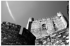| once upon a time there was a castle...    Castle in Bragança city, Portugal    https://www.facebook.com/AnAssuncaoPhotography