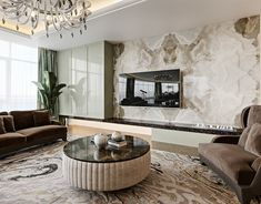 Talc baths on Behance Living Room Kitchen, Flat Screen, Design, Baths, Behance, Chic, Tv Unit Furniture, Corona, Blood Plasma