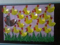 chick bulletin board