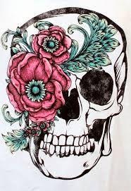 Resultado de imagen para calaveras mexicanas  arte  Pinterest