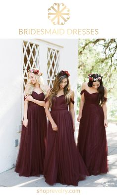 Revolutionizing bridesmaid dress shopping by making it fun & easy. Try on bridesmaid dresses in your size at home, with your friends. Bridesmaid Tops, Unique Bridesmaid Dresses, Tulle Bridesmaid Dress, Wedding Bridesmaids, Wedding Dresses, Tulle Skirts, Chiffon Dresses, Creative Wedding Ideas, Convertible Dress
