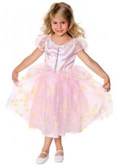 Child Twinkle Princess Costume - Buy Kids Costumes Online From Green Ant Toys Online. Toddler Princess Costume, Toddler Costumes, Girl Costumes, Masquerade Ball Costume, Light Up Costumes, Fairy Halloween Costumes, Book Week Costume, Gowns For Girls, Dresses Australia