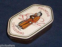 Magnasia San Pellegrino Vintage Italy, Vintage Box, Retro Vintage, San Pellegrino, The Good Old Days, Nostalgia, My Images, Vintage Posters, The Past