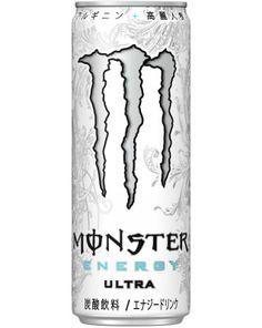 覚醒効果の高い「モンスターウルトラ」 カフェインドリンクまとめ