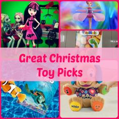 My Top Christmas Toy Picks for 2013 - Perfect Gifts for Kids