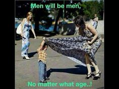 Man will be man very erotic moment for the public