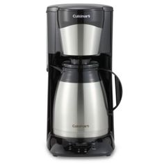 Cuisinart® 12-Cup Stainless Steel Programmable Thermal Coffee Maker - BedBathandBeyond.com